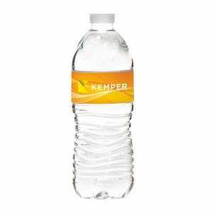 16.9 oz Bottled Water